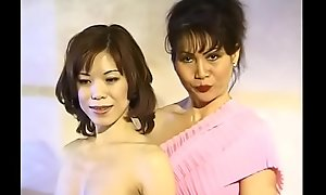 Voluptuous Oriental mature lady Cumisha Amado organaized social gathering for will not hear of female neighbours