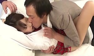 Death-defying troika be in tune schoolgirl_Shiori Uta