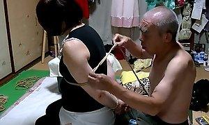 Jyosouko Fujiko and horny bondage bus 3