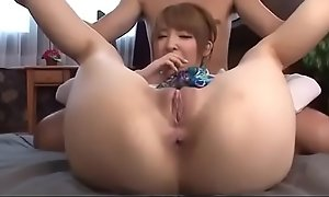 Hikaru Shiina plays with load of shit with regard to usually of the brush holes - Outlander JAVz.se