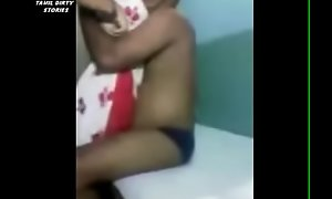 Amateur Indian uncle take his GF 1